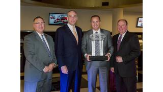 Peterbilt names Jackson Group Peterbilt Dealer of the Year