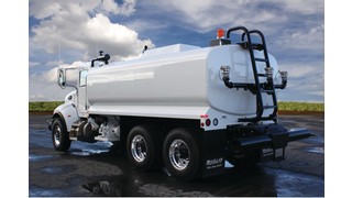 Custom-built water truck bodies