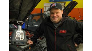 Redline Detection names SK Motorsport's Christian Opfer first Redline Rock Star Performance Award winner