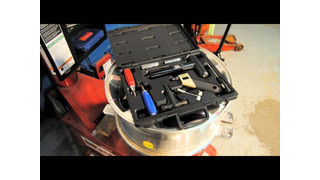 Bartec's TPMS Mechanical Tool Kit Video