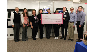 Matco's 'Tools for the Cause' campaign raises over $400,000 to help fund breast cancer awareness