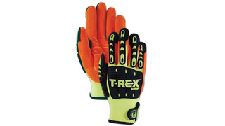 T-Rex Machine-knit Impact Work Gloves