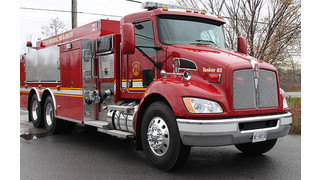 Kenworth T370s help protect township of South Frontenac