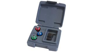 Mini Zero-Degree Ratchet Combo Kit, No. 61200