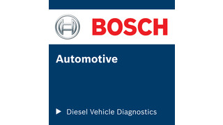 Bosch develops authorized independent shop network for diesel vehicle service