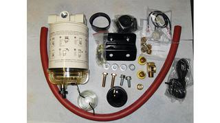 FUPRO Diesel Fuel Filtration System
