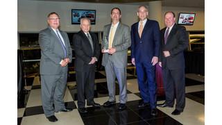 Peterbilt names Martin's Peterbilt Parts and Service Dealer of the Year