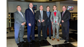 Baltimore Peterbilt store named PACCAR MX-13 Engine Dealer Of The Year