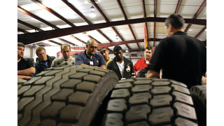 """The """"dirty 11"""" of truck tires"""