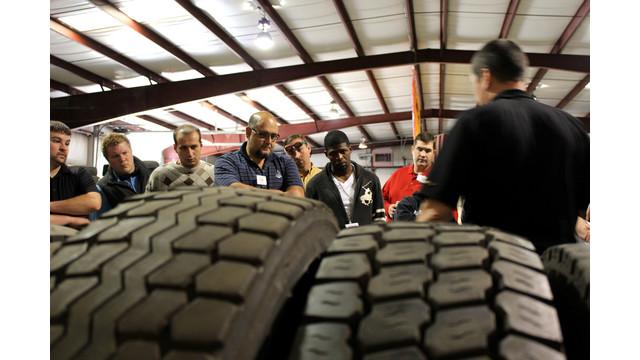 The Dirty Dozen of truck tires