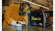 Tweco auto-darkening welding helmet