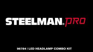 Steelman Pro's LED Headlamp Combo Kit Video