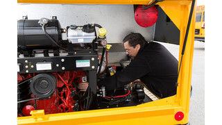 2014 Technician Institute schedule set by Thomas Built Buses