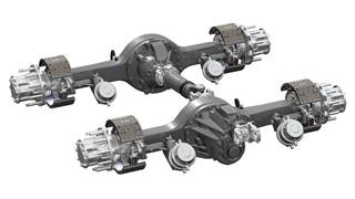 Dana announces Spicer tandem axle availability for Kenworth and Peterbilt trucks