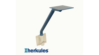 Herkules Vise and Grinder Stands offer repair flexibility