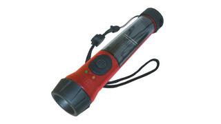 Hybrid Solar Flashlight, No. HSF150C