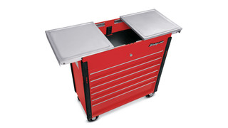 Split Lid Roll Cart, No. KRSC43