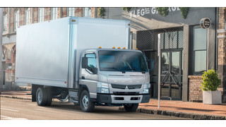 Mitsubishi Fuso introduces new higher-GVWR Class 3 work truck