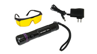Tracer Products intros UV flashlight for A/C and fluid leaks