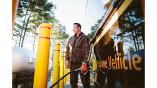 UPS invests in propane for U.S. delivery fleet