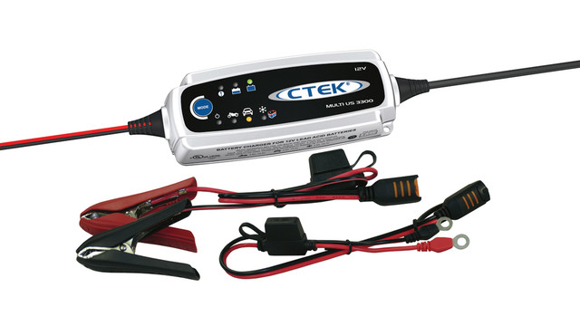 MUS 3300 Battery Charger System