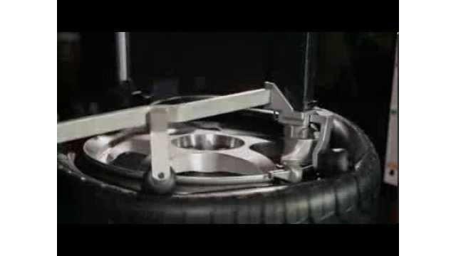 Coats X Series Tire Changer Model Upgrades Video