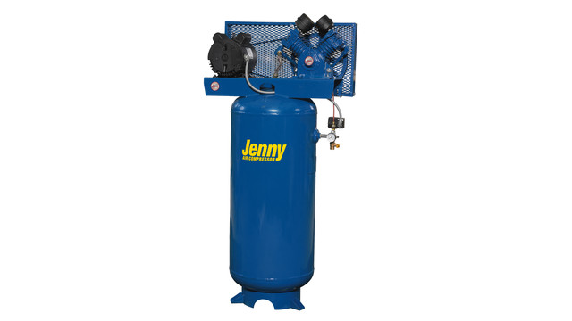 60-Gallon Air Compressor, No. GC5A-60V