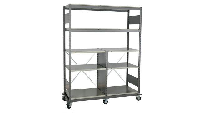 Mobile Mini-Racking and Shelving accessories