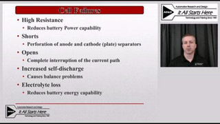 AR&D Training: Hybrid Vehicle Battery Failure Diagnosis Video