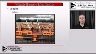 AR&D Tech Tip: Hybrid Battery Types Video
