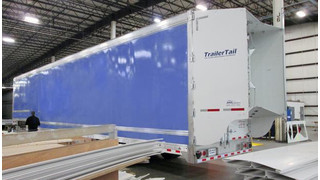 Kentucky Trailer offering TrailerTail technology on its new drop frame trailers