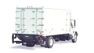 Johnson Refrigerated Truck Bodies showcases refrigerated composite truck bodies