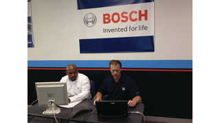 Bosch now offers online WebEx training
