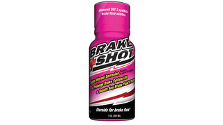 BrakeShot brake fluid additive