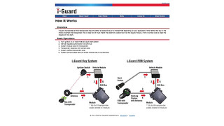 i-Guard Website