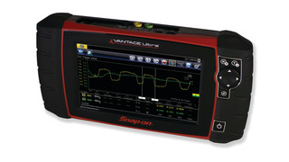 Vantage Ultra graphing multimeter and two-channel lab scope