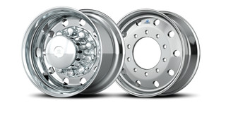 Alcoa unveils industry's lightest weight 14 and 9 wheels