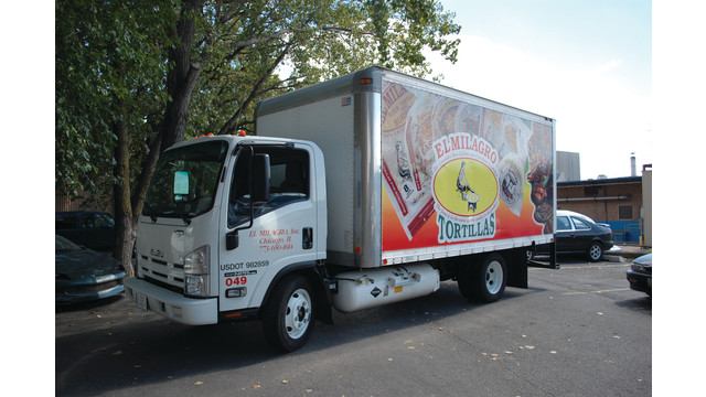 Chicagoland tortilla company is an early alternative fuel adopter