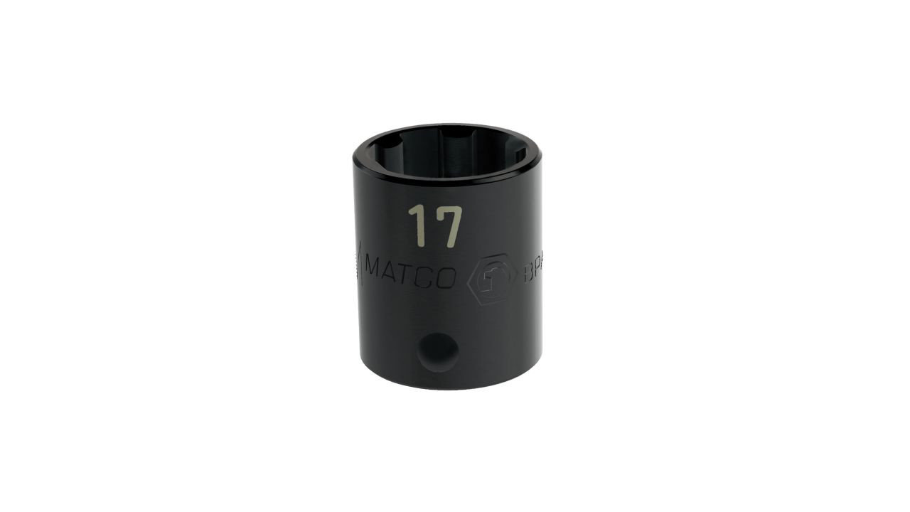 Pro Non-Slip Impact Sockets | VehicleServicePros.com