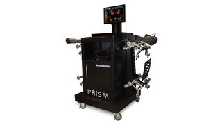 John Bean Prism Pro 42 alignment machine