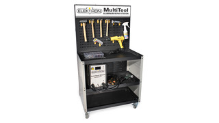 MultiTool Aluminum Dent Repair Station