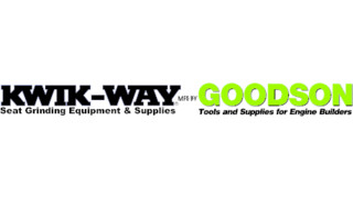 Goodson Tools & Supplies buys Kwik-Way valve seat grinder tooling
