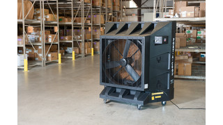 Pro 48 Two-Speed Evaporative Cooler, No. PAC2K482S