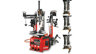 Leverless Tire Changer, No. R80DTXF