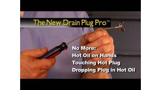 OTC Drain Plug PRO Kit Video