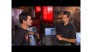 Robinair R1234yf RRR A/C Machines Video