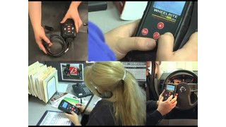 Bartec Tech500 Wireless TPMS Tools Video