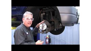 SKF Proper Hub Axle Nut Torque Video