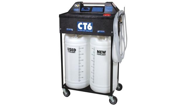Large Capacity Coolant Transfusion System, No. CT6