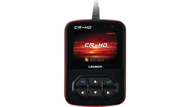 CR-HD diagnostic tool